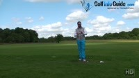 Should The Lead Foot Be Open For Golf Chipping Video - by Peter Finch