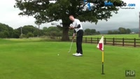 Putting Stroke, Should The Putter Be Moving Back And Through On A Straight Line Video - by Pete Styles