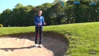 Should You Putt In A Bunker Video - by Pete Styles
