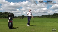 Should Your Head Move Beyond The Golf Ball At Impact Video - by Pete Styles