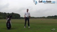 Shoulder Positioning And The Golf Short Game Video - by Pete Styles