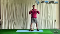 Shoulder Press For Pump Golf Energy Video - by Peter Finch