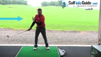 Shoulders Then Hips During The Golf Backswing Video - by Peter Finch