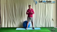 Side Squat For Swing Speed Video - by Peter Finch