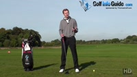Simple Tips To Cure Your Golf Slice Video - Lesson by PGA Pro Pete Styles