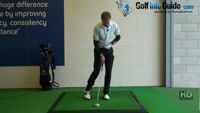 Simple golf drill to Heel chipping ailments Video - by Pete Styles
