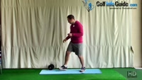 Single Leg Core Twists For Hip Strength Video - by Peter Finch