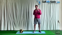 Single Leg Squat For Golf Stability Video - by Peter Finch