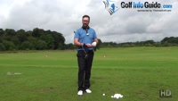 Snapping The Left Knee - What It Means In The Golf Swing Video - by Peter Finch