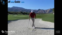 Soft vs Packed Lie Bunker Shots by Tom Stickney