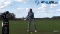 Solving The Problem Of An Early Golf Swing Release Video - by Pete Styles