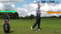 Spine Tilt At The Finish Position Of The Golf Swing Video - by Pete Styles