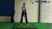 Spine Should Tilt at Address, But Not Too Much, Golf Video - by Pete Styles