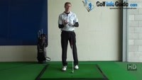Slice Golf Shot Drill 7 Split handed swing for rotation Video - Lesson by PGA Pro Pete Styles