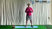 Squat Press And Throw  Golf Power Move Video - by Peter Finch