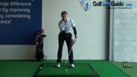 Stabilise your arm for better shoulder tilt when putting Video - by Pete Styles