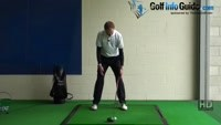 Stand Closer to the Ball for Higher Drives, Golf Video - by Pete Styles