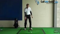Stand Farther from the Ball to Keep Drives Low, Golf Video - by Pete Styles