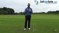 Start Small Golf Drill Of Light Grip Pressure Video - by Peter Finch
