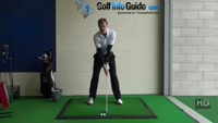 How and Why: Start Golf Swing with Left Arm and Shoulder Video - by Pete Styles