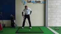 Stay Behind the Golf Ball, Driver Video - by Pete Styles