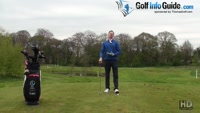 Staying In Your Golf Stance On The Backswing Video - by Pete Styles