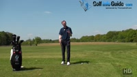 Staying In Your Golf Stance Video - by Peter Finch