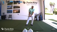Stinger Shot Lesson by PGA Pro Tom Stickney
