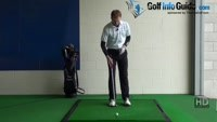 Fat Golf Shot Drill: Stone ahead drill Video - by Pete Styles