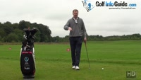 Stop Hitting Your Golf Wedge Shots Behind The Ball Video - Lesson by PGA Pro Pete Styles