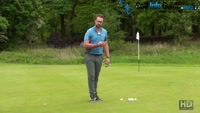 Stop Leaving Golf Putts Chronically Short Of The Hole Video - by PGA Instructor Peter Finch