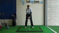 Stop Lifting and Start Swinging - Golf Video - Lesson by PGA Pro Pete Styles