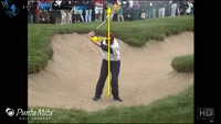Stop Moving Head Back for Better Bunker Shots by Tom Stickney