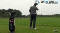 Stop Pulling The Golf Ball - Don't Lean Back Video - by Pete Styles
