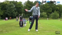 Stop Spinning Out of the Shot Video - Lesson 2 by PGA Pro Pete Styles