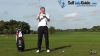 Stop Topping The Golf Ball Using This Guide Video - Lesson by PGA Pro Pete Styles