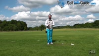 Stop Your Golf Backswing Sway For More Power - Senior Golf Tip Video - by Peter Finch