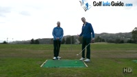 Stop Your Over The Top Golf Swing – Video Lesson by PGA Pros Pete Styles and Matt Fryer