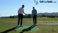 Stop duffing your chip shots - Video lesson by  PGA pros Pete Styles and Matt Fryer