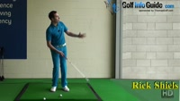 Stop Fatting Golf Chip Shots Right Now Video - PGA Lesson By Rick Shiels