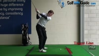 Golf Drill Tip: Stop pulling - Dont lean back Video - Lesson 4 by PGA Pro Pete Styles