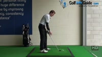 Golf Drill Tip: Stop pulling - Maintain face angle at impact Video - Lesson by PGA Pro Pete Styles