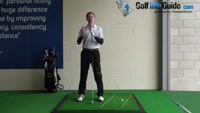Golf Drill Tip: Stop pushing - Correct alignment Video - Lesson by PGA Pro Pete Styles