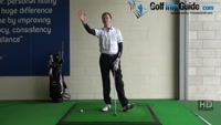 Golf Drill Tip: Stop pushing - Dont steer Video - Lesson by PGA Pro Pete Styles