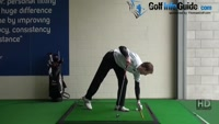 Golf Drill Tip: Stop pushing - Too much in to out Video - Lesson by PGA Pro Pete Styles