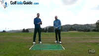 Stop pushing the golf ball - Video Lesson by PGA Pros Pete Styles and Matt Fryer