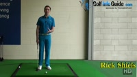 Stop the Golf Putting Yips Video - PGA Lesson By Rick Shiels