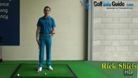 Stop Thinning Golf Chip Shots Now Video - PGA Lesson By Rick Shiels