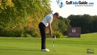 Straight Back Straight Though Putting Stroke Steve Stricker Video - by Pete Styles