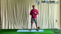 Straight Leg Sit Up For Swing Stability Video - by Peter Finch